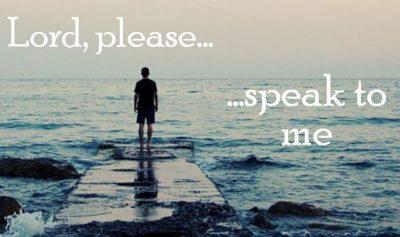 Part # 1 How God Speaks